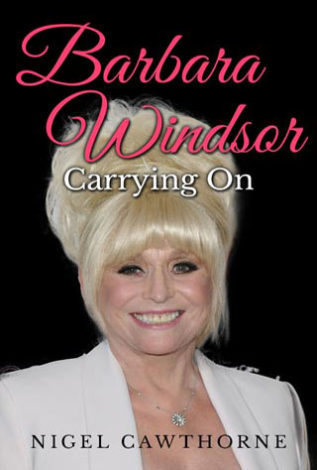 Barbara Windsor Carrying On