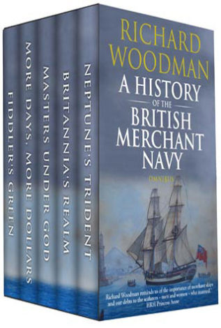A History of the British Merchant Navy