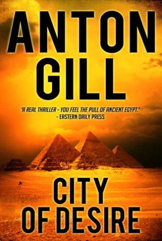 City of Desire Anton Gill