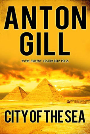 City of the Sea Anton Gill