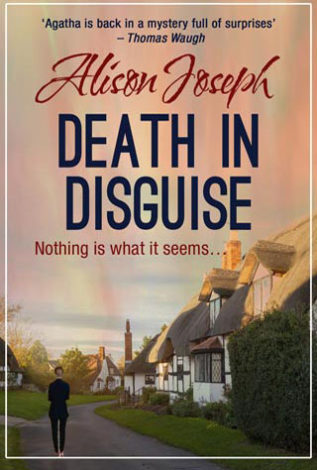 Death in Disguise Alison Jospeh
