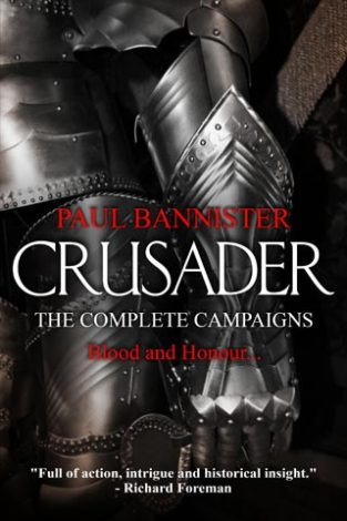 Crusader The Complete Campaigns Paul bannister