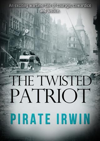 The Twisted Patriot Pirate Irwin