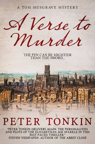 A Verse To Murder: A Tom Musgrave Mystery