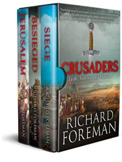 Crusaders: Faith, honour and blood